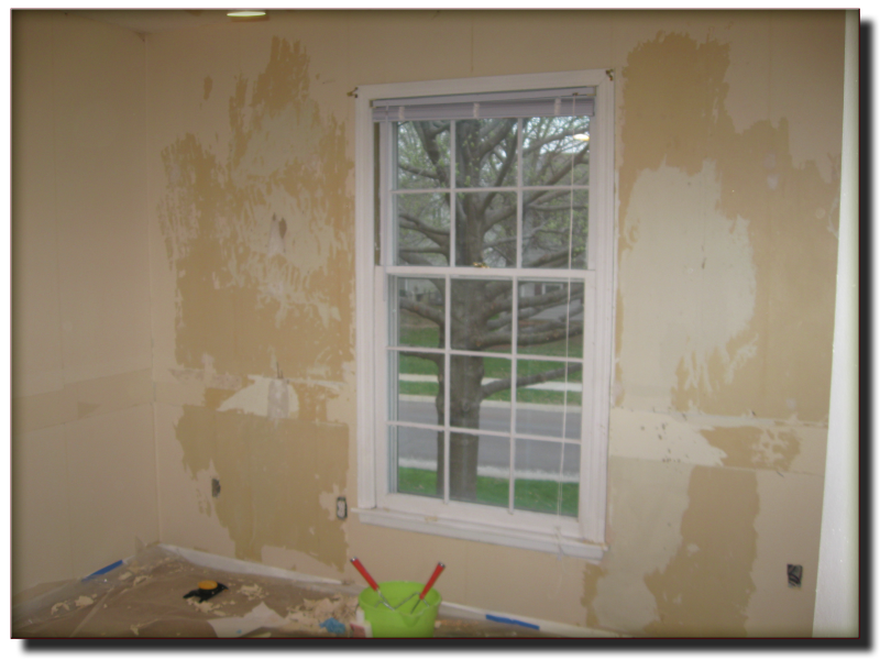 Wall Paper Removal & Painting